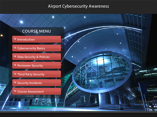 Airport Cyber Security Awareness